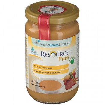 resource pure atun con verduras 300 g