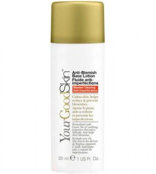 yourgoodskin locion base anti imperfecciones 30 ml
